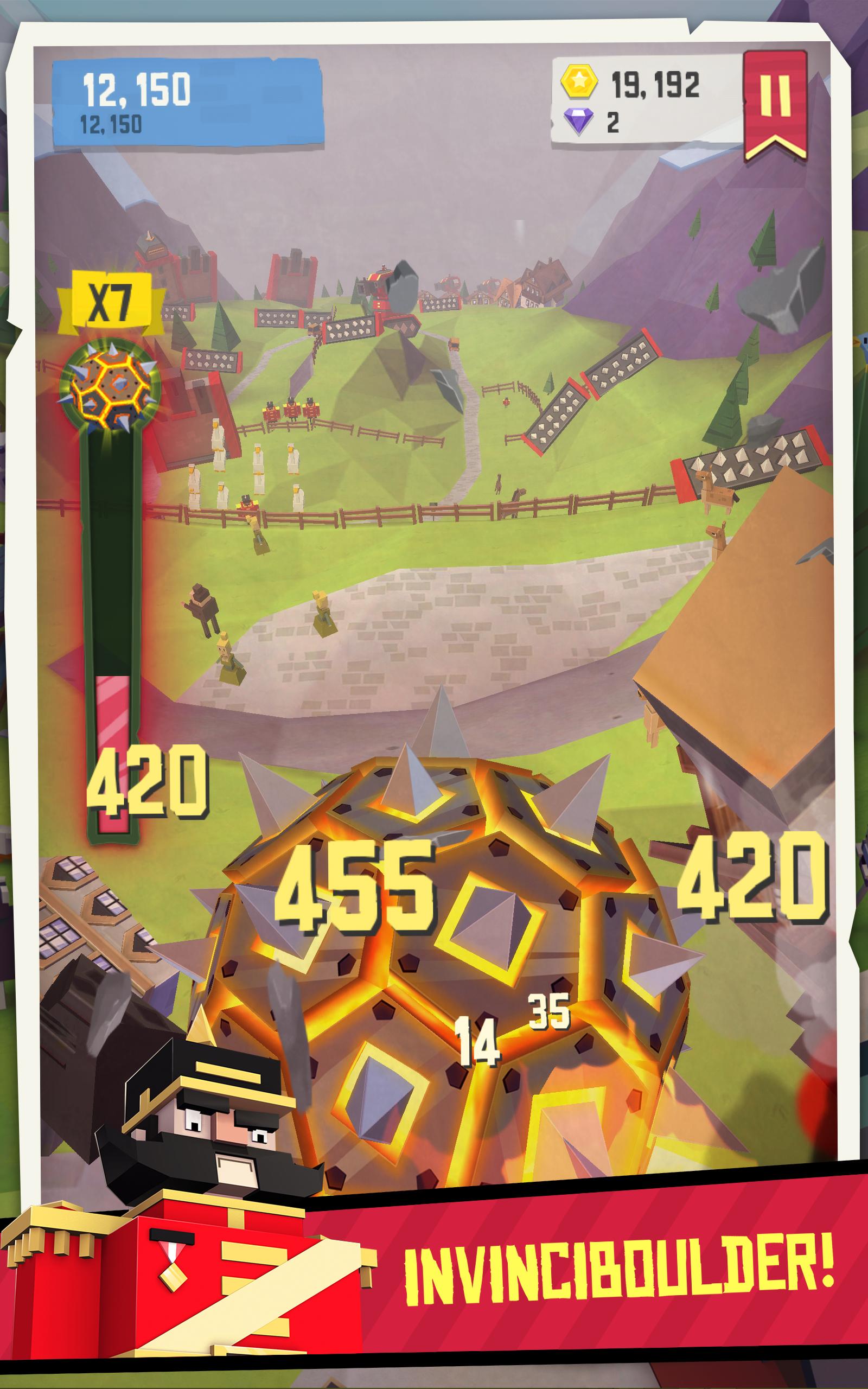 Giant Boulder of Death screenshot #9