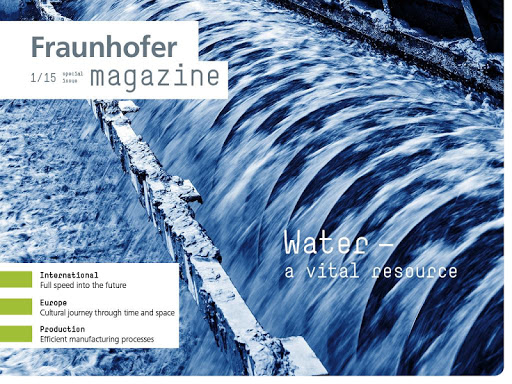 Fraunhofer Magazine – English