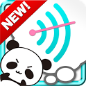 WiFi・通信量チェッカー:wi-fi接続で通信料を節約せよ icon