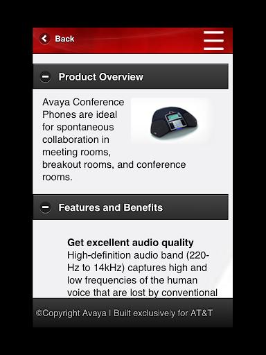 免費下載商業APP|Avaya AT&T Sales Assistant app開箱文|APP開箱王