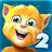 Talking Ginger 2 logo