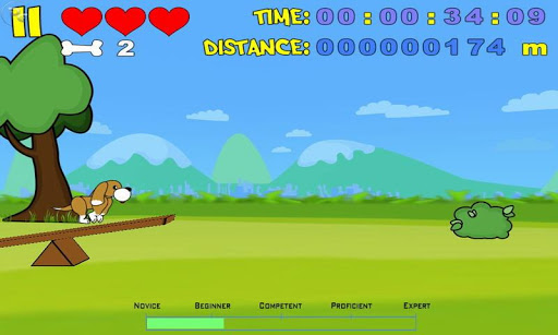 【免費街機App】Dog Runner Free-APP點子