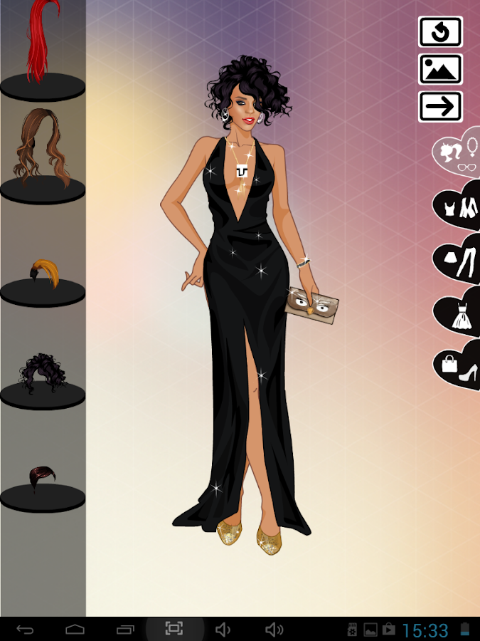 Rihanna Dress Up Game Android Apps On Google Play