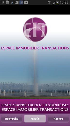 ESPACE IMMOBILIER TRANSACTIONS