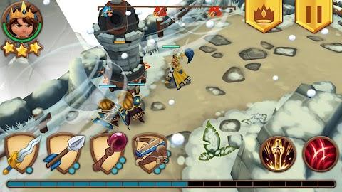 Royal Revolt! Screenshot 2