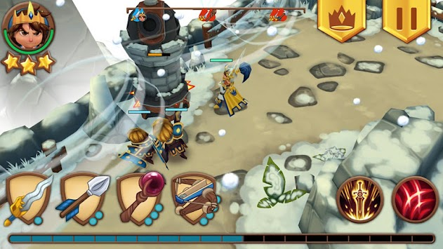 Royal Revolt! APK screenshot thumbnail 2