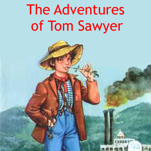 The Adventures of Tom Sawyer LOGO-APP點子