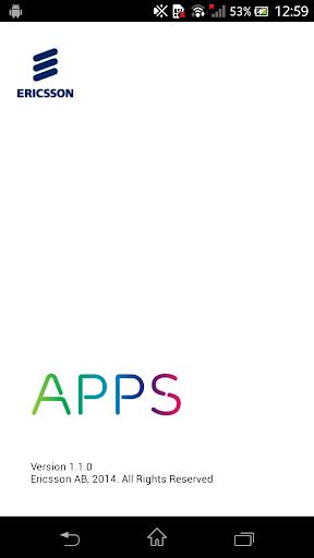Ericsson Apps