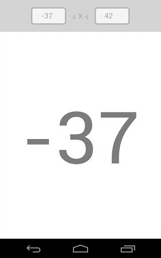 【免費工具App】Random Number-APP點子