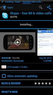 JellyBlueX (free) CM9/CM10- screenshot thumbnail