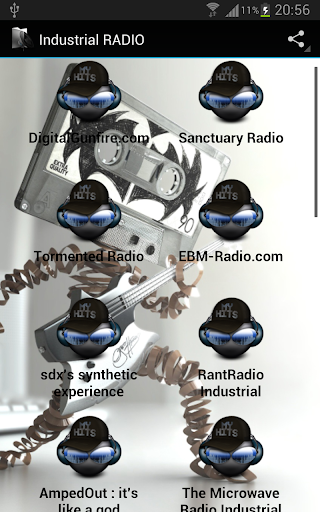 Industrial RADIO