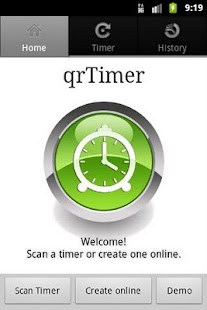 qrTimer- screenshot thumbnail