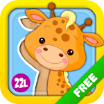Toddler & Baby Animated Puzzle 1.55 Apk