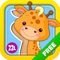 Toddler & Baby Animated Puzzle
