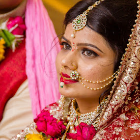 by Subodh Kesarkar - Wedding Bride
