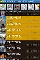 Screenshot of File Manager PRO
