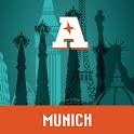 Munich guía mapa offline