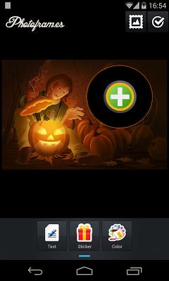 Halloween Photo Frames - screenshot