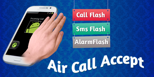 Air Call Accept Receive
