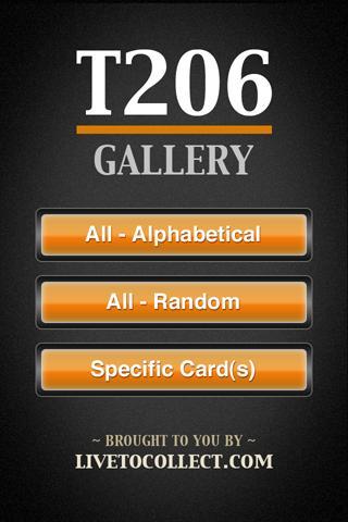 T206 Gallery- screenshot
