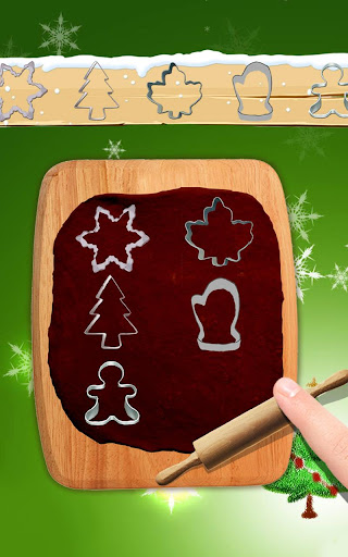 玩免費休閒APP|下載Cookie Maker: Frozen Christmas app不用錢|硬是要APP