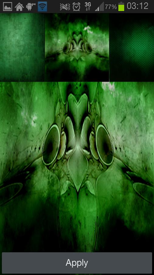Green Droid IconPack - screenshot
