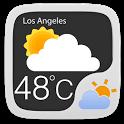BlackTransparent GO Widget icon