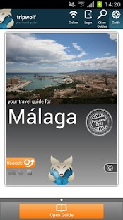 Málaga Highlights Guide - screenshot thumbnail
