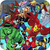 Super Hero Game