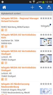klickTel - Deine lokale Suche - screenshot thumbnail