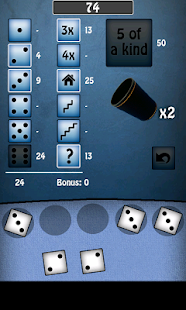 Dice Me Online - screenshot thumbnail