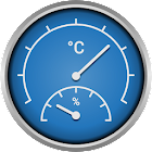Thermometer / Hygrometer icon