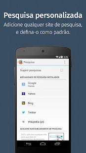Firefox for Android- screenshot thumbnail