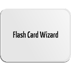 Flash Card Wizard (no ads) icon