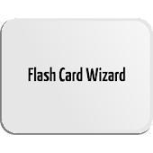 Flash Card Wizard (no ads)