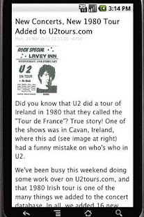 @U2 - screenshot thumbnail
