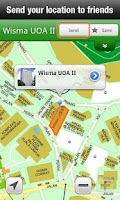 Screenshot of Malaysia Map