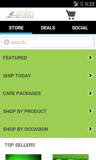 XOXO Deliveries
