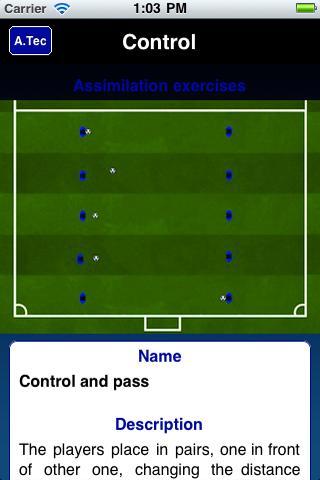 Technique Football- screenshot