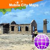 Bonaire Street Map