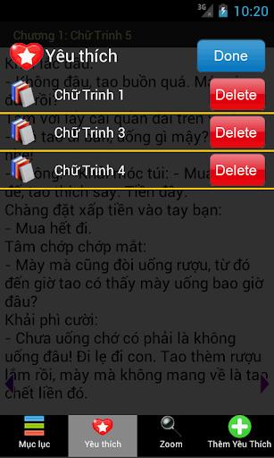 【免費娛樂App】Chữ Trinh ( Lãng Mạng)-APP點子
