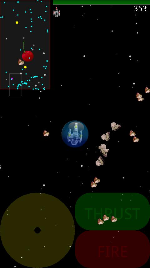 Space Battle - screenshot