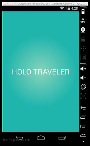 Holo Traveler