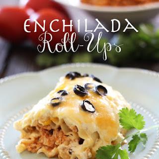 Enchilada Roll-Ups