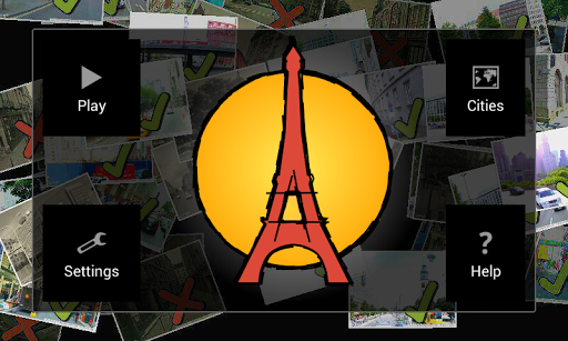 What City - The Traveler Quiz