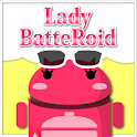 LadyBatteRoidSunglasses logo