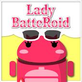 LadyBatteRoidSunglasses