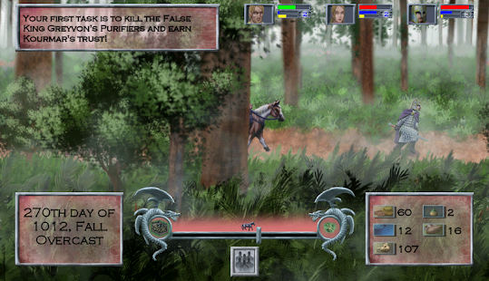 Tales of Illyria:Fallen Knight- screenshot thumbnail
