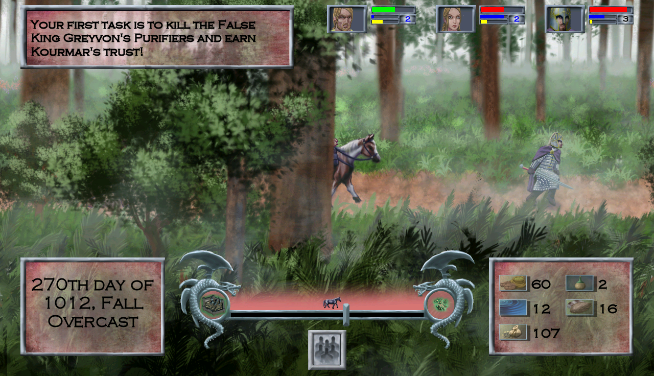 Tales of Illyria:Fallen Knight- screenshot