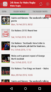Wales Rugby 24h- screenshot thumbnail